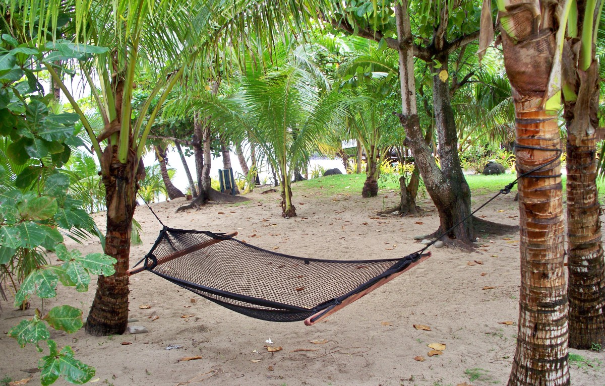 LOVED THIS HAMMOCK